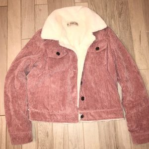 Jackets & Blazers - Corduroy Jacket